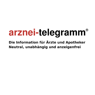 www.arznei-telegramm.de
